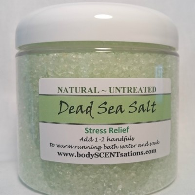 stress salt